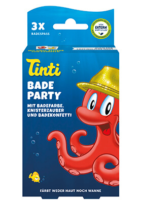 Tinti Badeparty