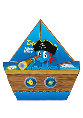 Tinti Piratenschiff